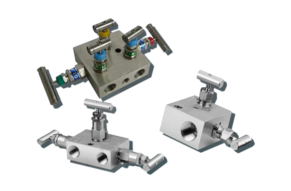 2 Way, 3 Way And 5 Way Valve Manifold Valve