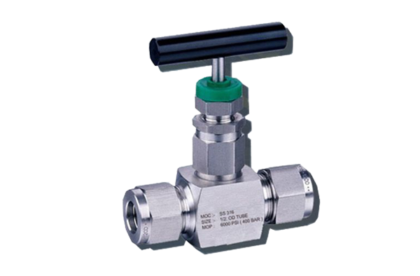 High Pressure Tube End Needle Valve