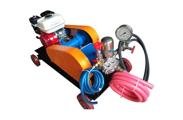 Hydraulic Test Pump Honda Petrol Engine Driven