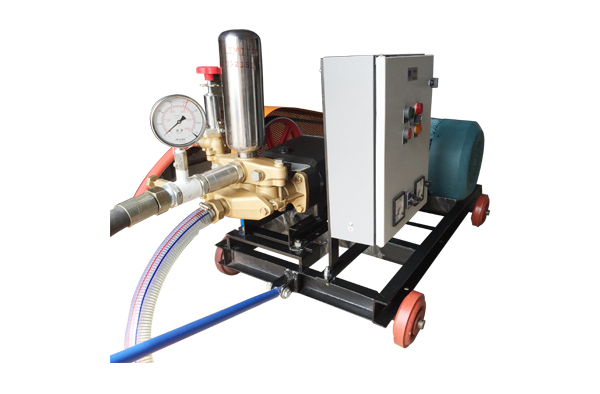 Hydraulic Test Pump Motor Driven Unit