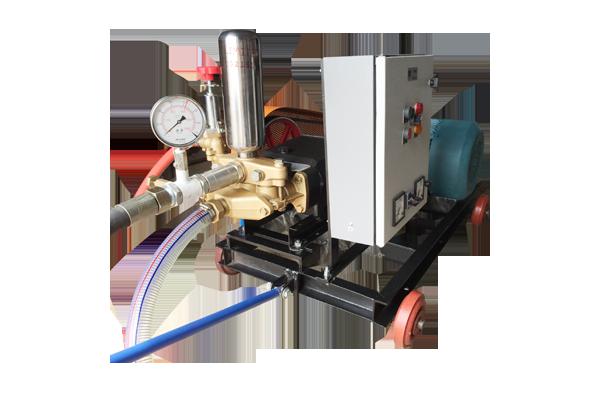 Hydraulic Test Pump Motor Driven Unit