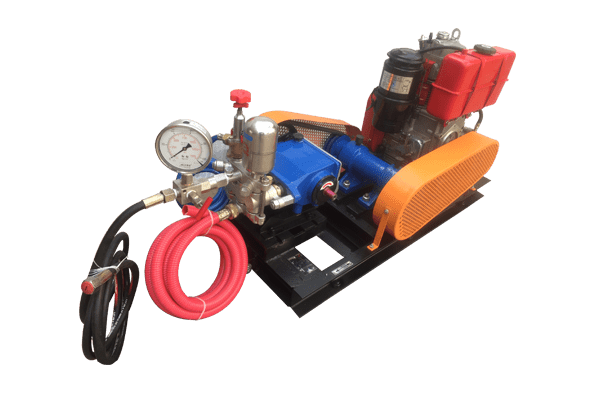 Hydro Test Jet Pump Engine Driven Unit