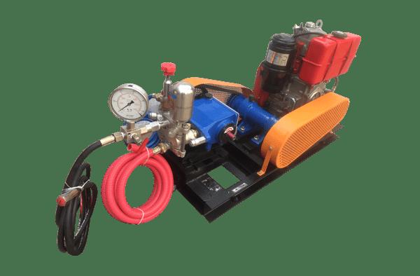 Hydro Test Jet Pump Engine Driven Unit