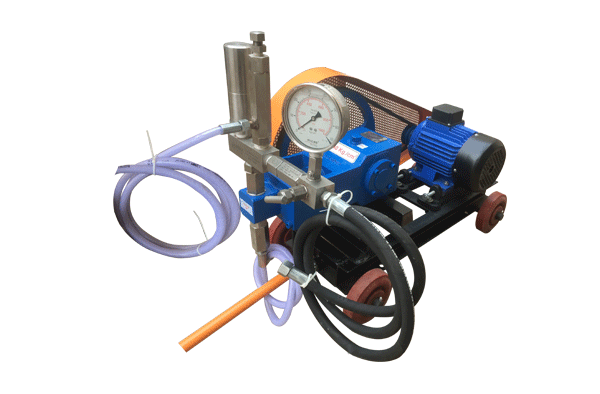 Hydro Test Pump Motor Driven Unit