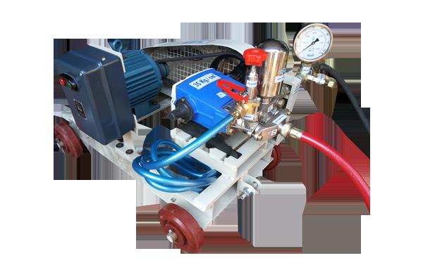 Hydro Testing Jet Pump