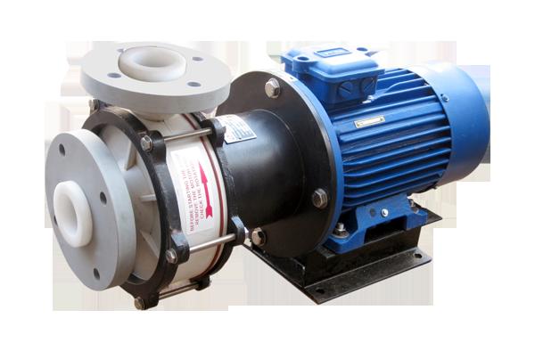Maganteic PP/PVDF Process Driven Pump