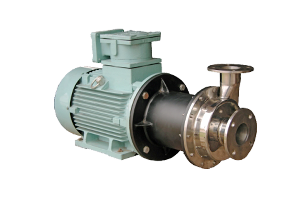 Magnetic Driven SS 316 Monoblock Pump