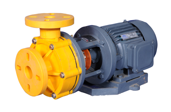 Monoblock Polypropylene Pump