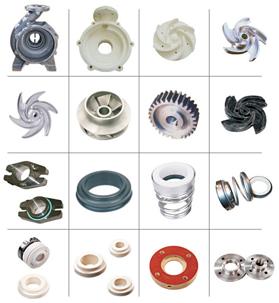 Pump Spares And Parts