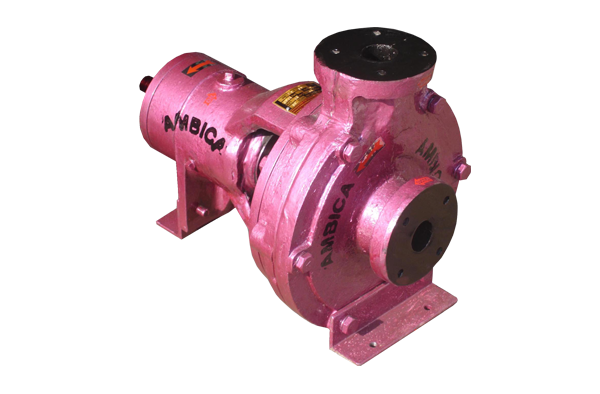Rubber Lined Pump