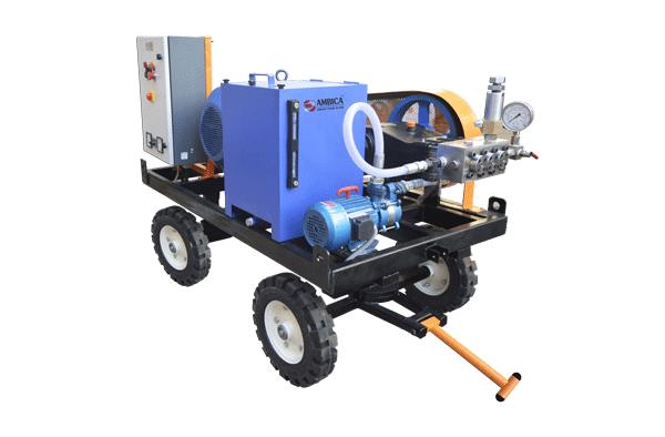 Triplex Plunger Pump AMTLP