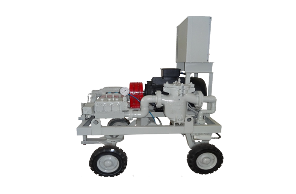 Triplex Plunger Pump AMTMP