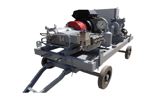 Triplex Plunger Pump Amthp Series