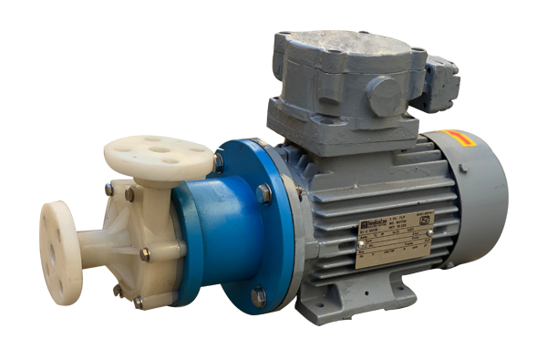 MAGNETIC DRIVEN PP/PVDF PROCESS PUMP