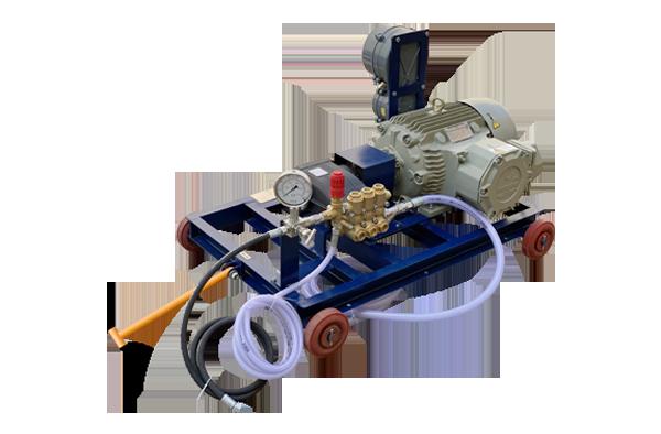 Triplex Plunger Pump JHP 350 Series